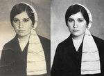 Restoration of old photographs - 1 image.